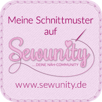 Sewunity Banner für Schnittmuster Designer