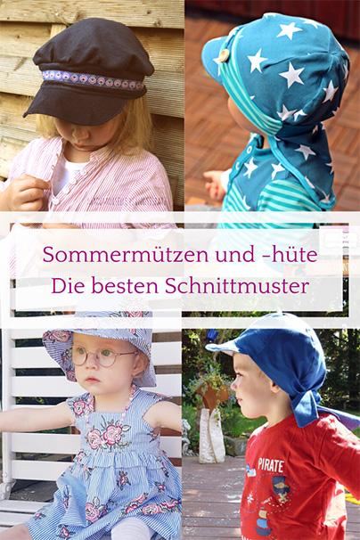 Beste Kostenlose Schnittmuster Für Hüte Bilder - Strickmuster-Ideen ...