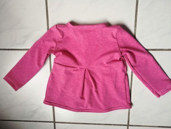 Produktfoto für Schnittmuster AnniNanni Mädchen Bolerojäckchen von Anni Nanni