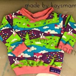 Foto zu Schnittmuster Shirt eaSy 2.0 von Leni Pepunkt