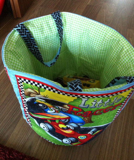 Foto zu Schnittmuster Spielzeugverstecker von Klamotten by Klaputze