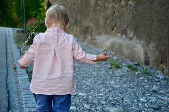 Produktfoto für Schnittmuster Lillesol basics No. 64 Flora-Bluse von Lillesol & Pelle