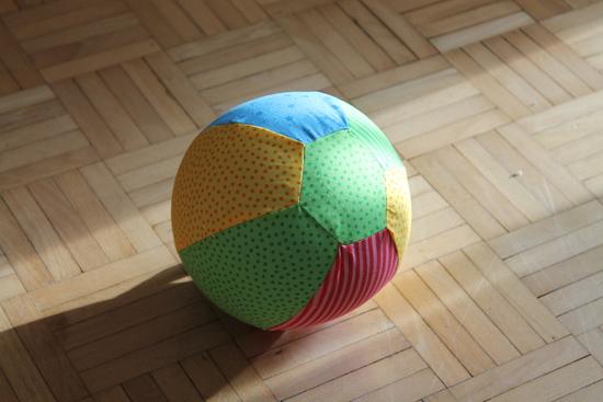 Foto zu Schnittmuster Luftballonhülle von Keko-Kreativ
