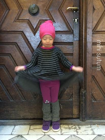 Produktfoto für Schnittmuster Little Ebby von Schnittgeflüster