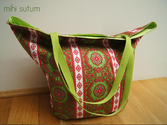Foto zu Schnittmuster Markttasche von Farbenmix