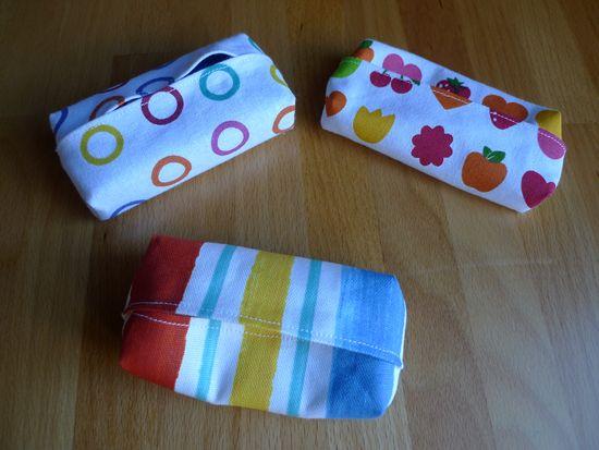 Produktfoto für Schnittmuster Taschentuch-Tasche (tatüta) von Bozontee