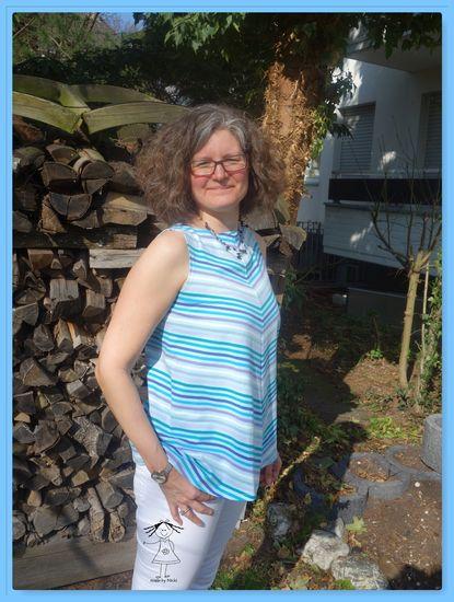 Produktfoto für Schnittmuster Frau Lizzy von STUDIO SCHNITTREIF