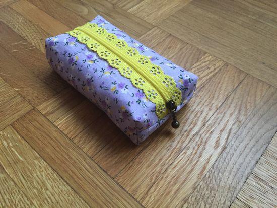 Foto zu Schnittmuster Taschentüchertasche Mara von modage