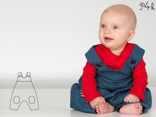 Foto zu Schnittmuster Arturo von Pattern 4 kids