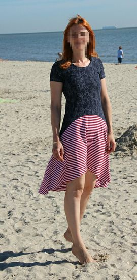 Foto zu Schnittmuster Kleid Suzan von susalabim