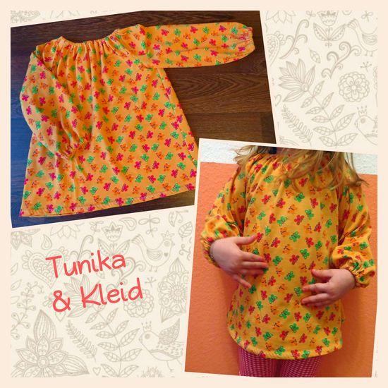 Schnittmuster #12 Dress & Blouse von Kid5