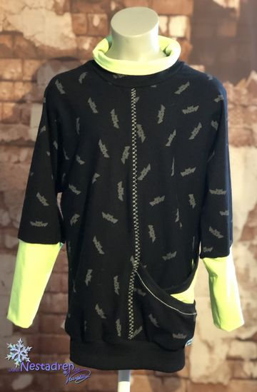 Foto für Schnittmuster Fledermausshirt Pinio von Firlefanz