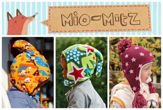 Produktfoto für Schnittmuster MiO-Mütz von Annas Country