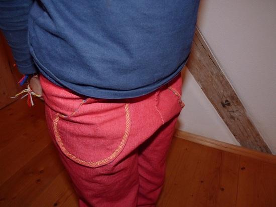 Foto zu Schnittmuster 6-Naht-Hose von Pflaumenwurst