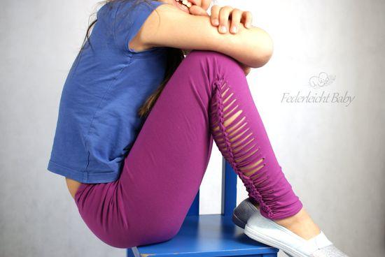 Produktfoto für Schnittmuster LiLefa - Lieblings-Leggings für alle von Bunte Nähigkeiten