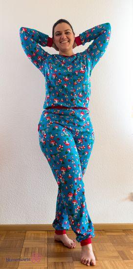 Foto zu Schnittmuster Mein Traumanzug von Lotte & Ludwig