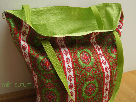 Schnittmuster Markttasche von Farbenmix