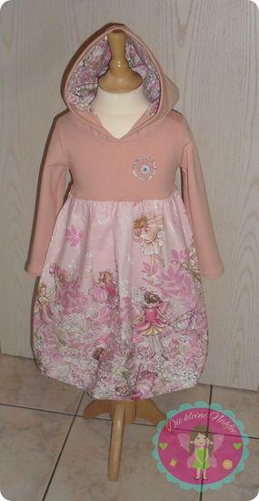 Produktfoto für Schnittmuster Ballonkleid Marie von FeeFee