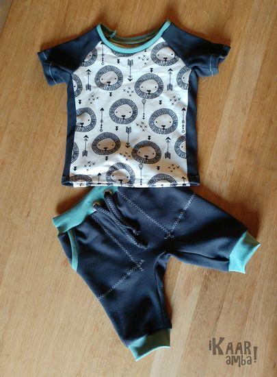 Schnittmuster #11 Trick von Ottobre Design als Papierschnitt für Babies, Jungen in Kategorie Hose (80–122)
