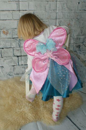 Produktfoto für Schnittmuster Feen-Kostüm Annabelle von shesmile