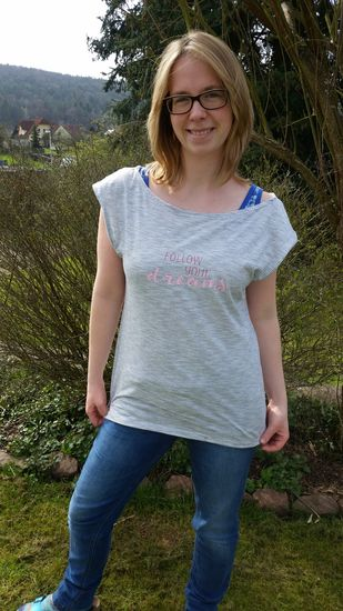 Foto zu Schnittmuster Lillesol women No.4 Sommershirt von Lillesol & Pelle
