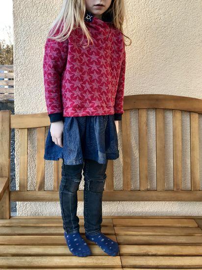 Produktfoto für Schnittmuster Oversize Coom girl von FeeFee