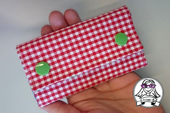 Produktfoto für Schnittmuster MiniMoneyBag von Keko-Kreativ