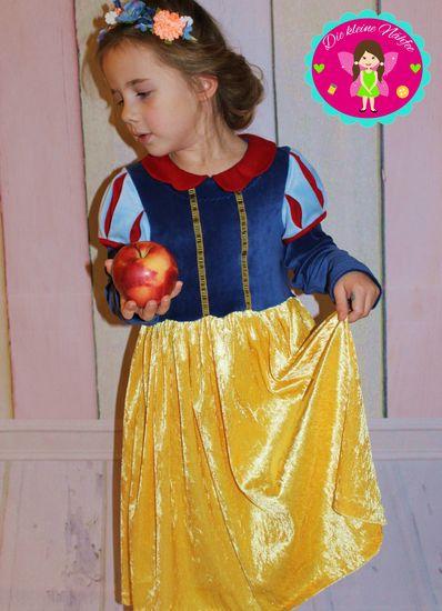 Produktfoto für Schnittmuster Märchenkleid Maria von Bunte Nähigkeiten