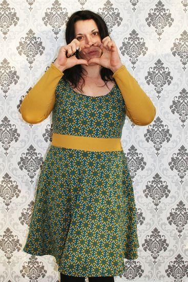 Produktfoto für Schnittmuster Kleid Zoé von Lillestoff