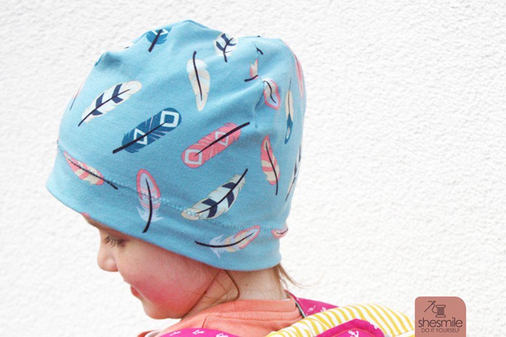 Foto zu Schnittmuster Mütze Mikki von shesmile