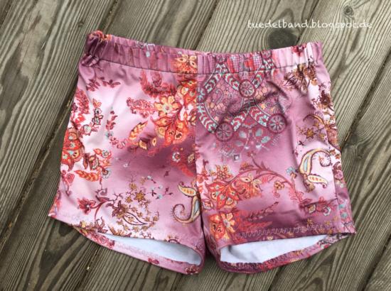 Foto zu Schnittmuster Qi|e|sy Ebook 04 Shorts Kids von ki-ba-doo