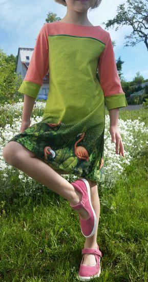 Produktfoto für Schnittmuster Lillesol basics No. 47 Frühlingskombi Kleid und Shirt von Lillesol & Pelle