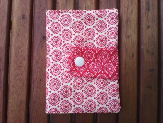 Foto zu Schnittmuster Hülle für kleine Bücher von Nalev Design