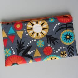 Foto zu Schnittmuster Perfekte Reißverschlusstasche von stoffbreite