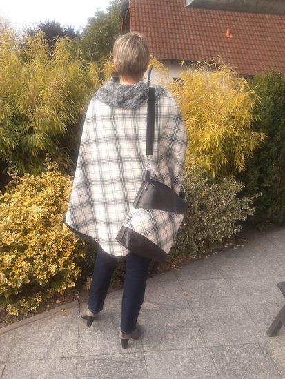 Foto zu Schnittmuster Tasche und Rucksack Hedi von Handmade by WITTsich