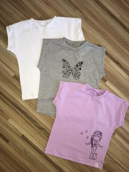 Produktfoto für Schnittmuster Shirty von Ba-Samba