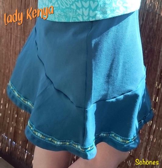 Produktfoto für Schnittmuster Lady Kenya von mialuna