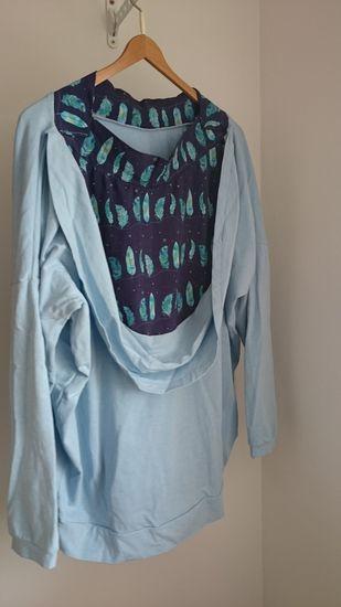 Foto zu Schnittmuster backless Polli-Shirt von Kleiner Polli-Klecks