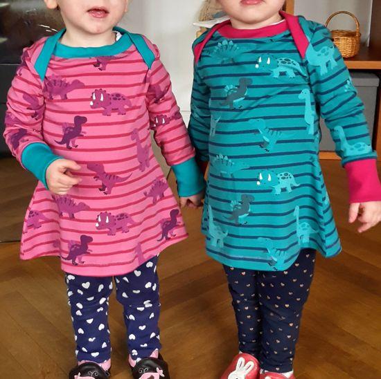 Foto zu Schnittmuster Lillesol basics No. 35 Kleid mit amerikanischem Ausschnitt von Lillesol & Pelle