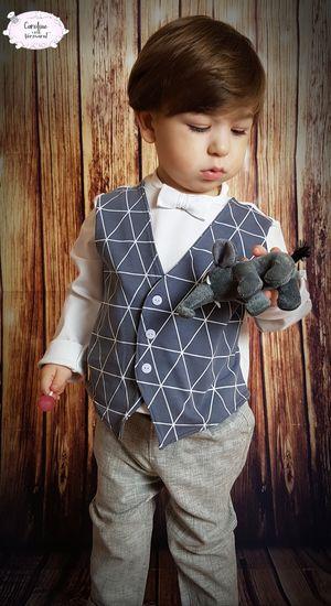 Produktfoto für Schnittmuster Kleiner Gentleman von Bunte Nähigkeiten