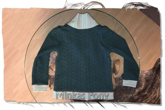Produktfoto für Schnittmuster Josh 110-152 von Zierstoff