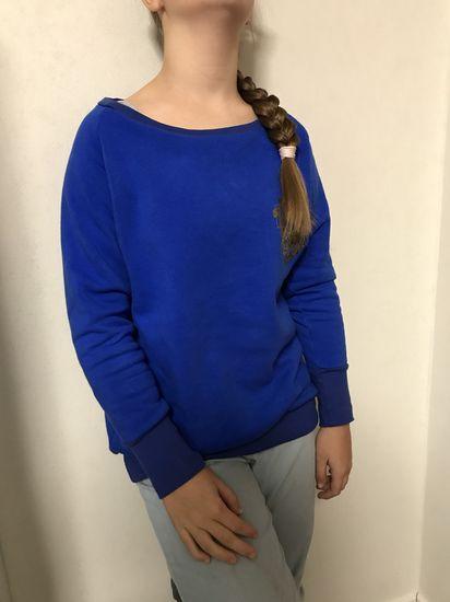 Produktfoto für Schnittmuster Raglanshirt Miss Safira von My Little Ladybird