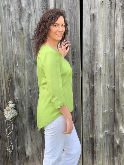 Produktfoto für Schnittmuster Bluse La Primavera von SchnittmusterLounge