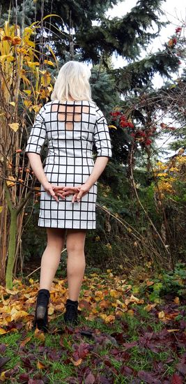 Produktfoto für Schnittmuster Kleid Sarana von SchnittmusterLounge