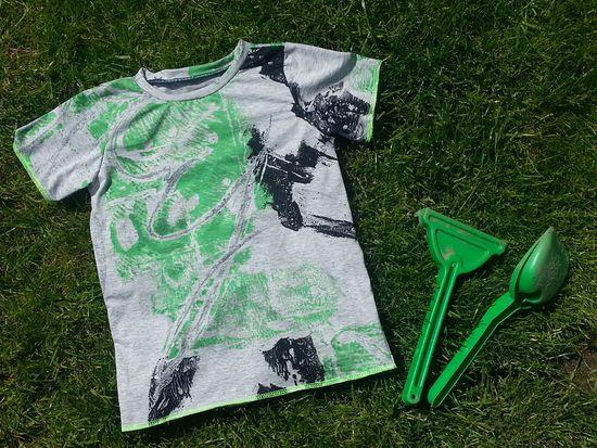 Produktfoto für Schnittmuster T-Shirt 4 Kids von Print4Kids