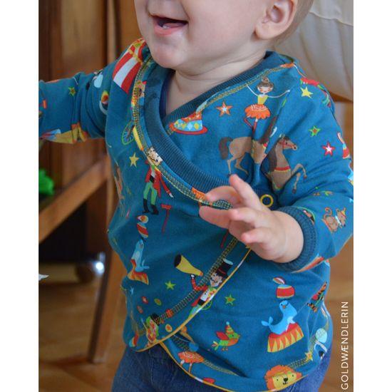 Produktfoto für Schnittmuster Flügelshirt von Muhküfchen Design