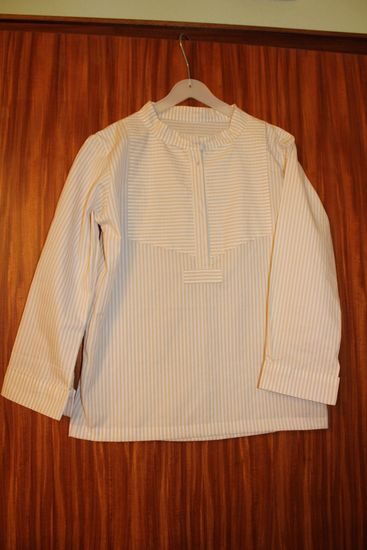 Produktfoto für Schnittmuster Little Fritzi - das Fischerhemd von Annas Country