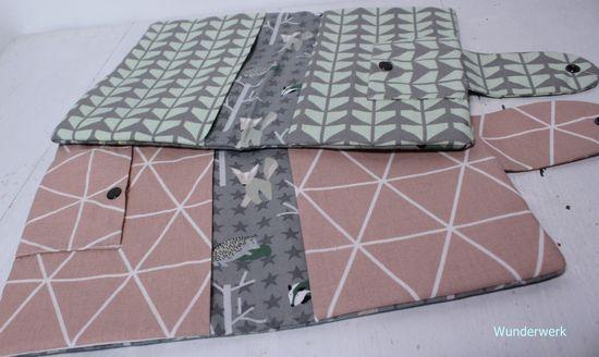 Produktfoto für Schnittmuster Windeltasche Leni von Cajalinka