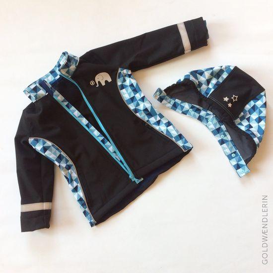 Produktfoto für Schnittmuster Schnabelinas Softshelljacke von Schnabelina