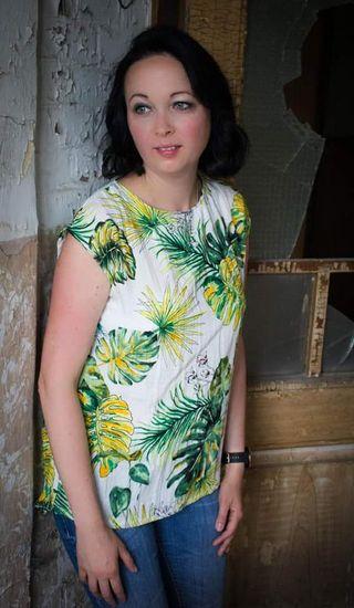 Produktfoto für Schnittmuster Amber von Zierstoff